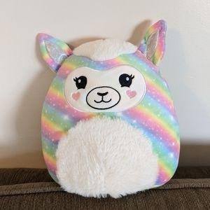 Rainbow Llama Squishmallow